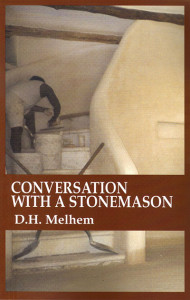 CONVERSATION STONEMASON front cover