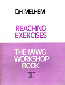 REACHING EXERCISES front cover