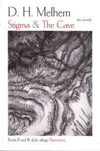 STIGMA - THE CAVE front cover